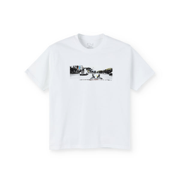 Houston St T-Shirt White