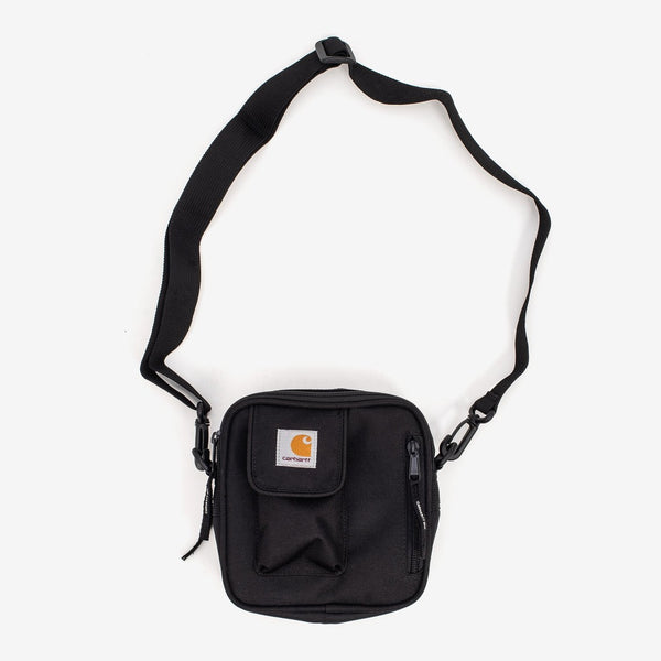 Carhartt WIP Essentials Bag Black is available at off the hook montreal