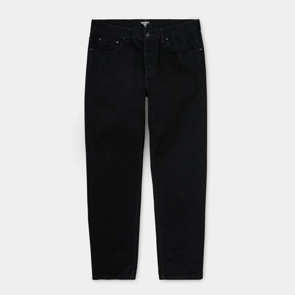 Carhartt WIP I024905 Newel Pant Black available at Off the Hook Montreal