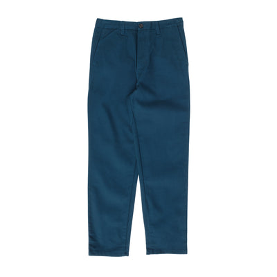 I026594-05B01 Menson Pant Duck Blue - women's - front - available at off the hook montreal #color_duck-blue