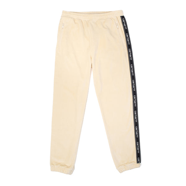 carhartt wip tila pant flour beige tan womens track bottom off the hook oth streetwear jogger