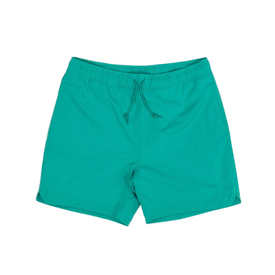 Carhartt WIp Aran Swim Trunks Yoda is now available at off the hook montreal
