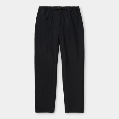 Carhartt WIP  I027684 Copeman Pant Black - front - available at off the hook montreal