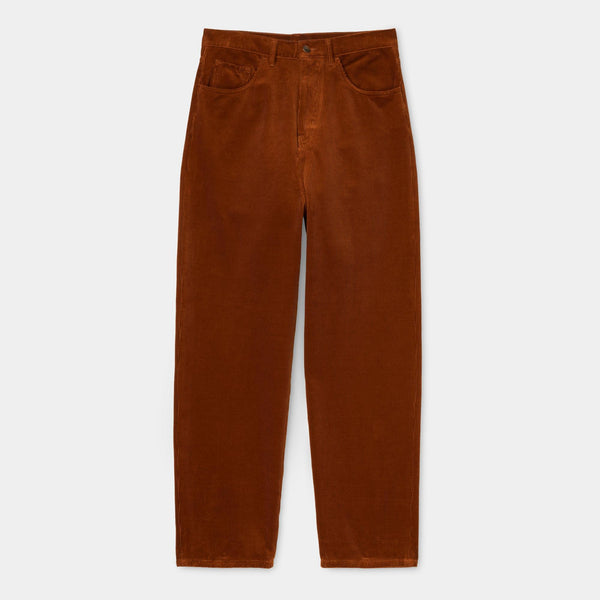 Carhartt WIP I028646 W' Newport Pant Brandy - front - available at off the hook montreal