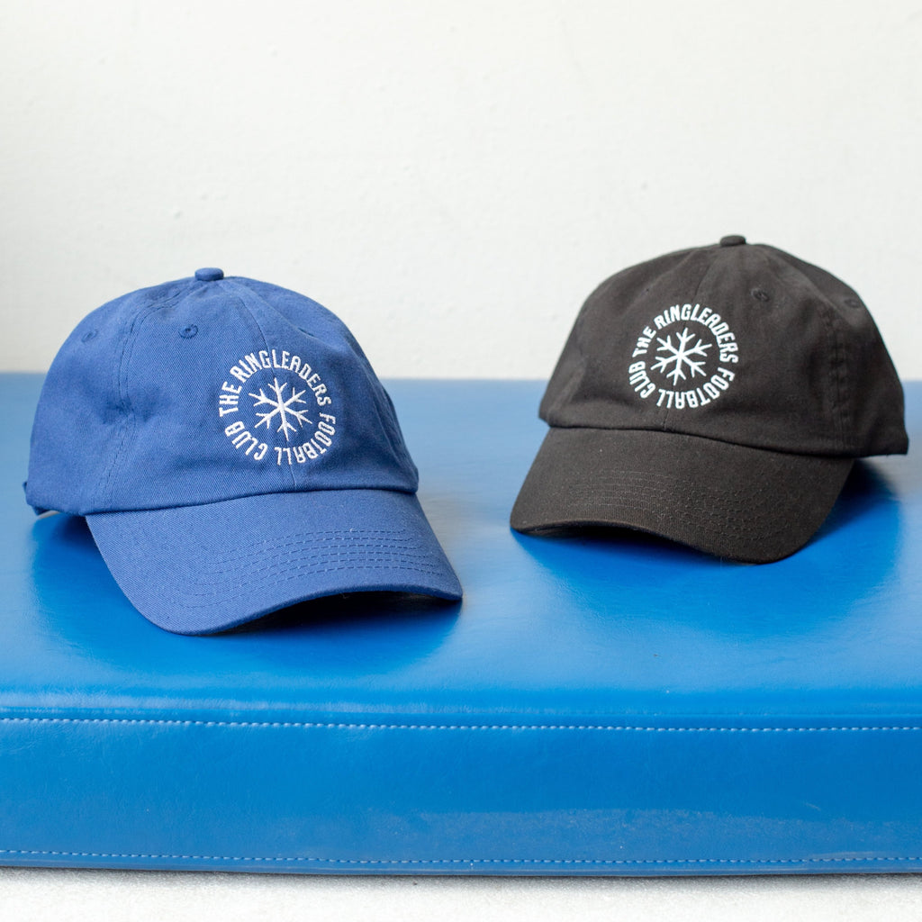 RFC Embroidered Cap - Blue
