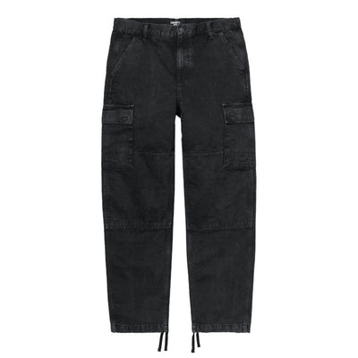 Carhartt WIP Keyto Cargo - Black - Front - Off The Hook Montreal