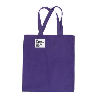 Les Vetements OTH Tote Purple
