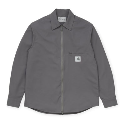 Carhartt I028355 L/S Colewood Shirt Husky front available at off the hook montreal