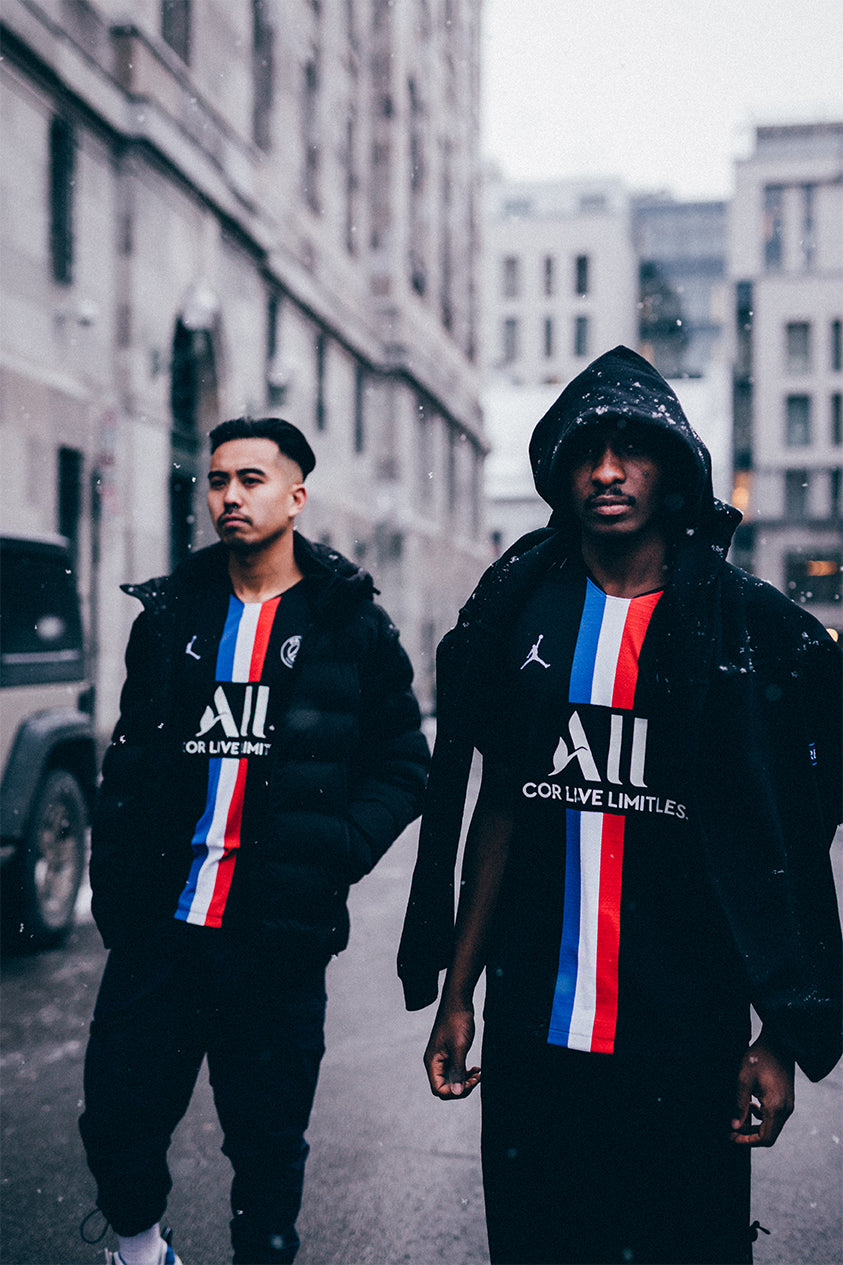 By Oth Psg X Oth 4e Jersey Psg Fourth Match 19 20 Off The Hook