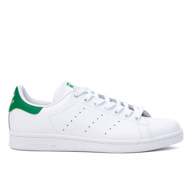 Adidas Stan Smith - White / Green - Side - Off The Hook Montreal