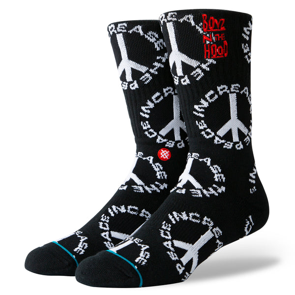 Anthem Increase The Peace Socks Black
