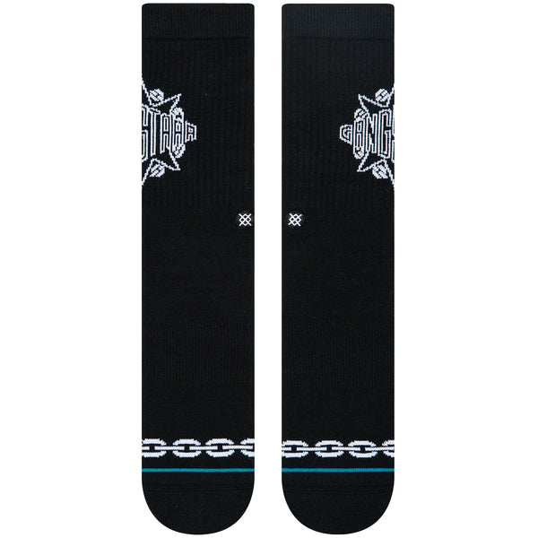 Anthem Gangstarr Socks Black