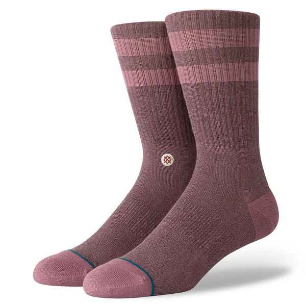 Uncommon Solids Joven Socks Rose Smoke