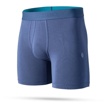 Stance 6in Staples Boxer - Navy - Display - Off The Hook Montreal