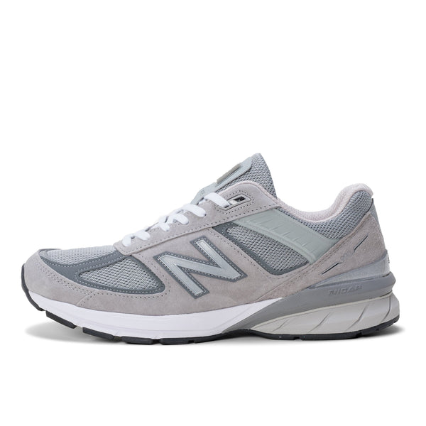 NB 900v5 Made in USA - Grey - Side - Off The Hook Montreal