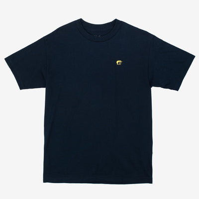 Mehrathon Mini R&S Tee - Navy - Front - Off The Hook Montreal