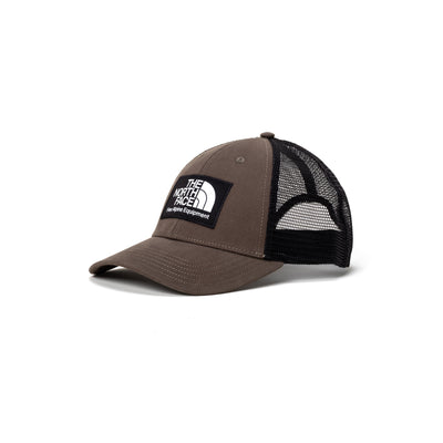 TNF Mudder Trucker Hat - New Taupe Green - Front - Off The Hook Montreal #color_new-taupe-green