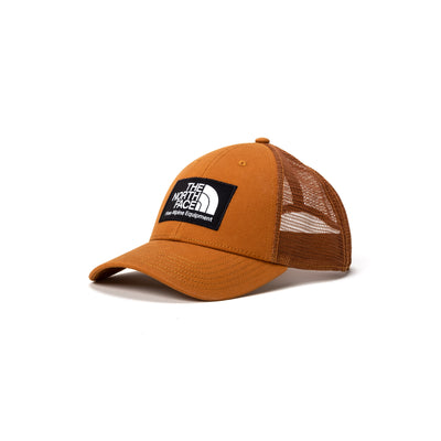 TNF Mudder Trucker Hat - Timber Tan- Front - Off The Hook Montreal #color_timber-tan