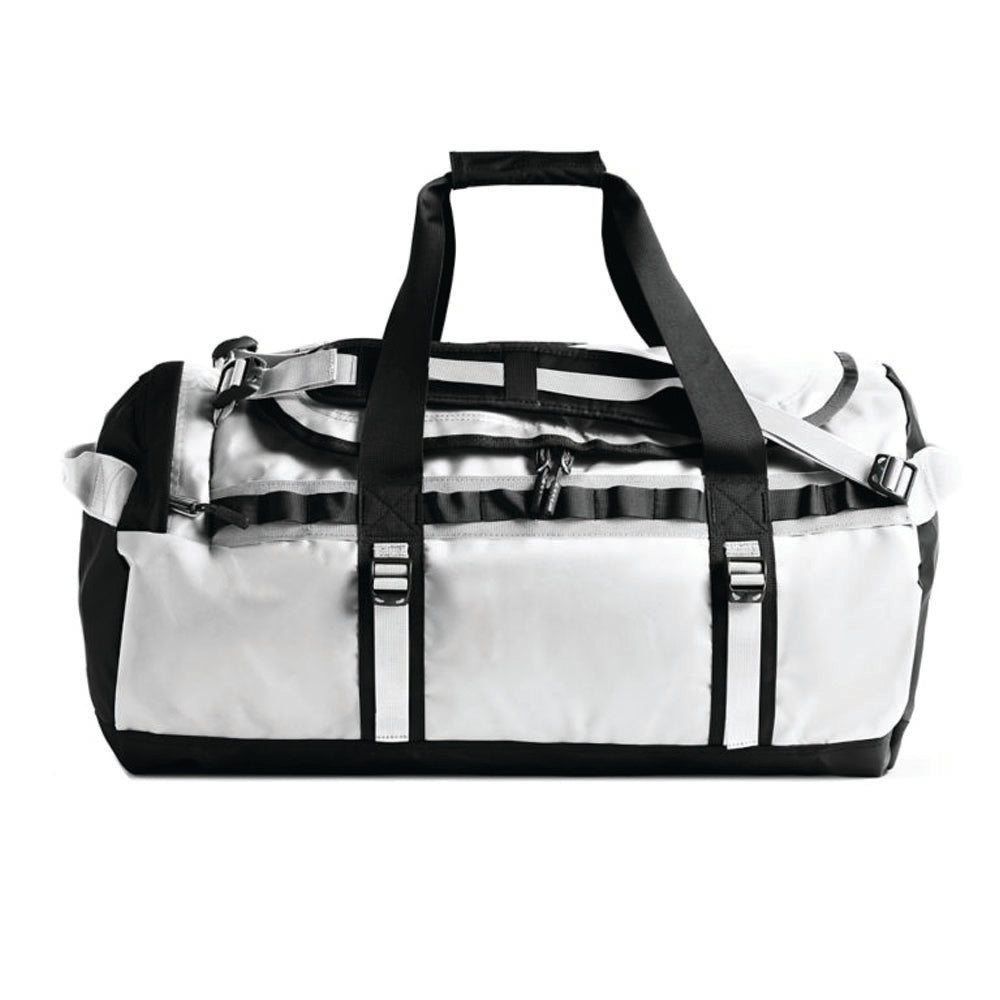 the north face Base Camp Duffle Medium White est maintenant disponible chez off the hook montreal