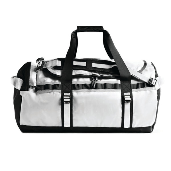 the north face Base Camp Duffle Medium White is now available at off the hook montreal