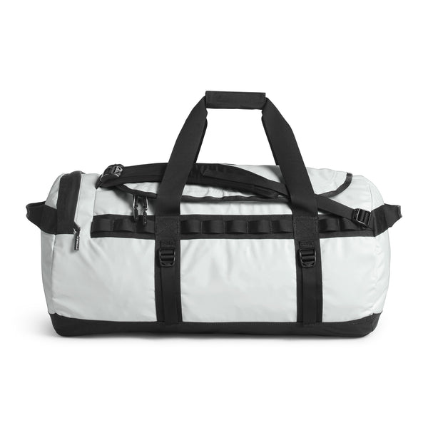 The North Face NF0A3ETP Base Camp Duffel Grey / Black front disponible à off the hook montreal