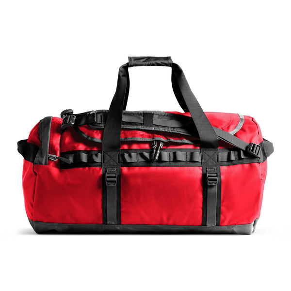 The North Face NF0A3ETP Base Camp Duffel Red / Black front disponible à off the hook montreal