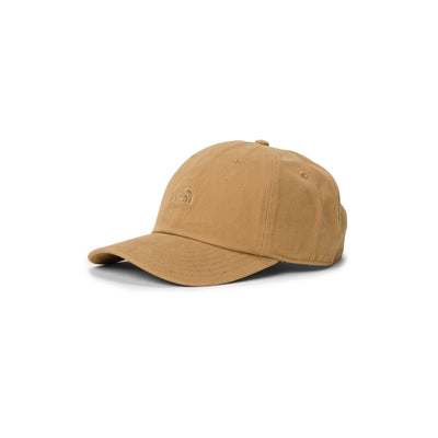 TNF Washed Norm Hat - Utility Brown - Front - Off The Hook Montreal #color_utility-brown