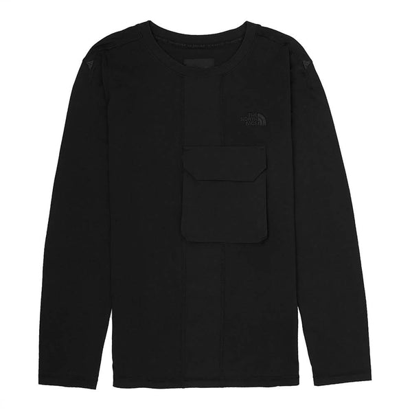 TNF Black Series Steep Tech L/S T-Shirt Black