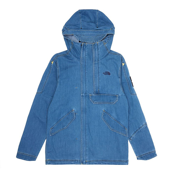 TNF Black Series Steep Tech 2.0 Denim Jacket Indigo