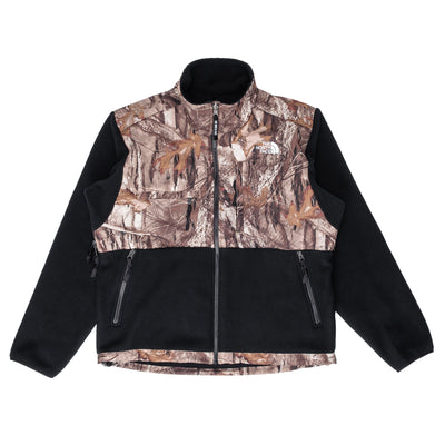 NF0A3XCD 95 Retro Denali Jacket - front - available at off the hook montreal #color_black-kelp-tan-forest