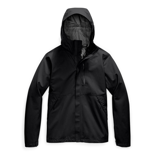 The North Face NF0A4AHMJK3M Dryzzle Futurelight Jacket TNF Black front available at off the hook montreal