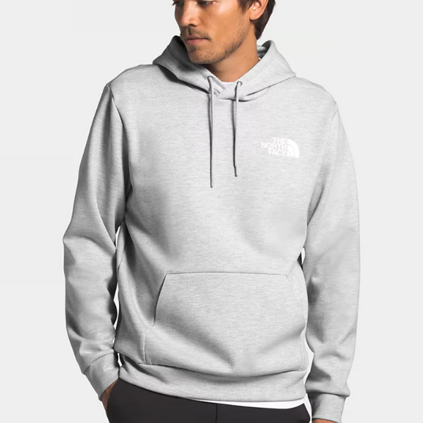 The North Face Explorer Pullover Hoodie - Heather Grey - Front - Off The Hook Montreal