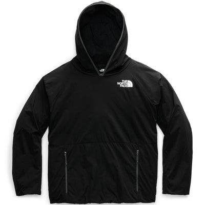 The North Face NF0A4R79 Active Trail Insulated Pullover Black front available at off the hook montreal