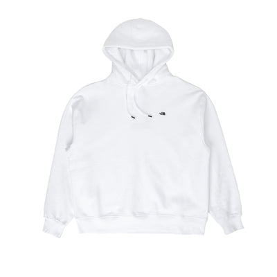 TNF City Standard Hoodie - White - Front - Off The Hook Montreal #color_white