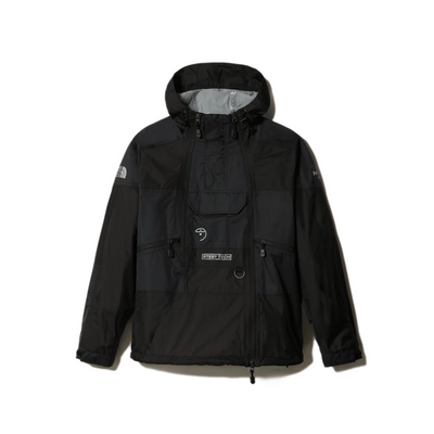 NF0A52ZW00L Steep Tech Light Rain Jacket - Black- front - available at off the hook montreal #color_black