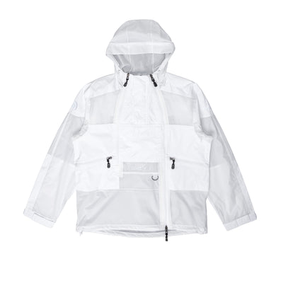 NF0A52ZWFN4 Steep Tech Light Rain Jacket - front - available at off the hook montreal #color_white