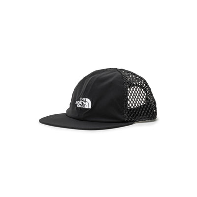 TNF Runner Mesh Cap - Black - Front - Off The Hook Montreal #color_black