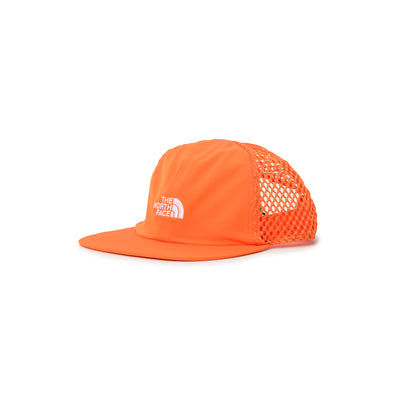 TNF Runner Mesh Cap - Flame - Front - Off The Hook Montreal #color_flame