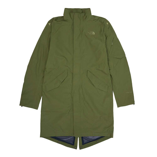 TNF Black Series LT Gore-Tex Field Coat Four Leaf Clover