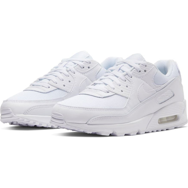 Nike Air Max 90 White/Grey front available at off the hook montreal
