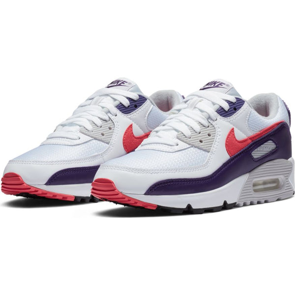 Nike Air Max III White/Eggplant-Flare-Zen Grey front available at off the hook montreal