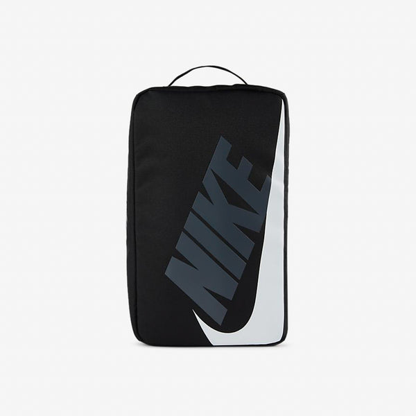 Nike Shoebox Bag BLACK/GREY front view available at off the hook montreal