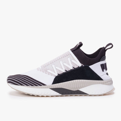Puma Tsugi Jun Cubism - Black / White - Side - Off The Hook Montreal