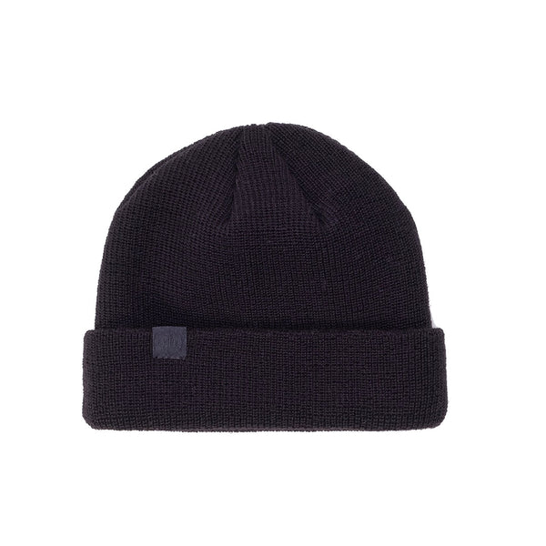 OTH CURFEW2-BLK Curfew Beanie 2.0 Black - available at off the hook montreal