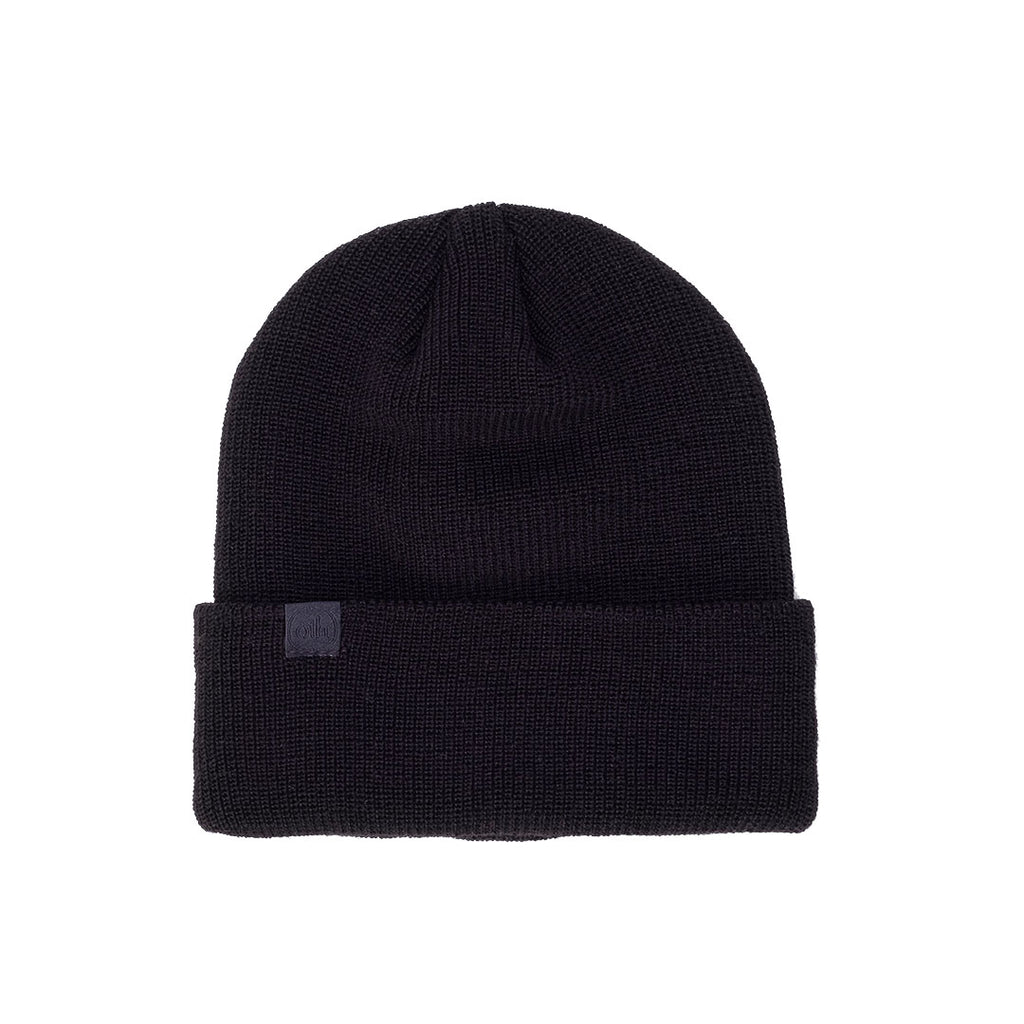 by OTH HABITANT2-BLK Habitant Beanie 2.0 Black - disponible à off the hook montreal