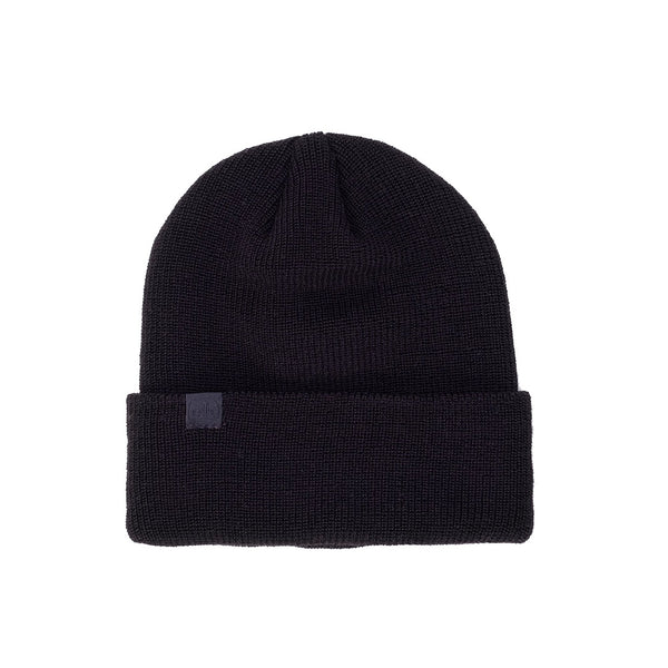OTH HABITANT2-BLK Habitant Beanie 2.0 Black - available at Off the hook montreal