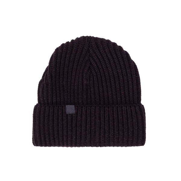 by OTH OTHJOSEBEAN-BLK-O/S 100% Acrylic Jose Beanie Black - available at off the hook montreal