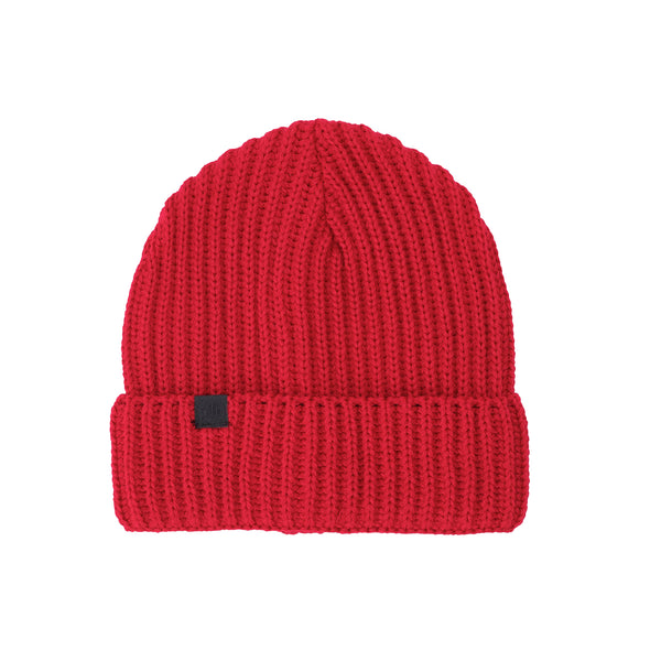 by OTH OTHJOSEBEAN-RED-O/S 100% Acrylic Jose Beanie Deep Red - available at off the hook montreal