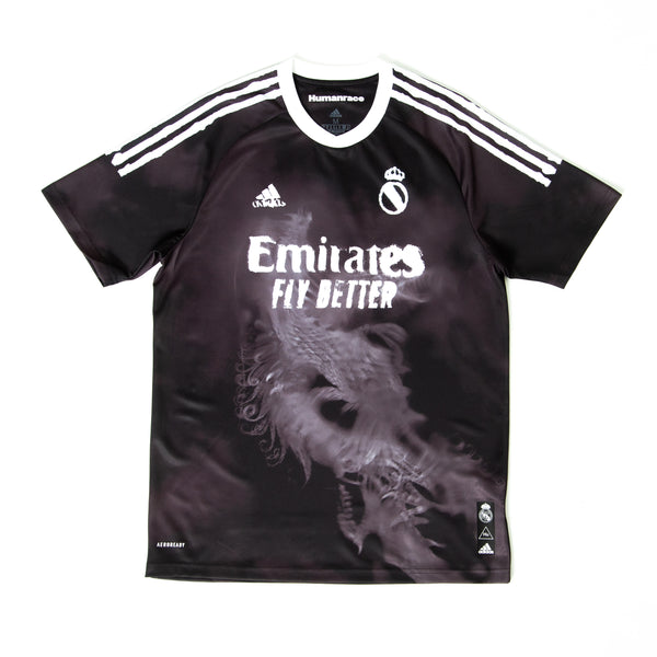 Adidas x Pharrell Human Race Jersey - Real Madrid - Front - Off The Hook Montreal