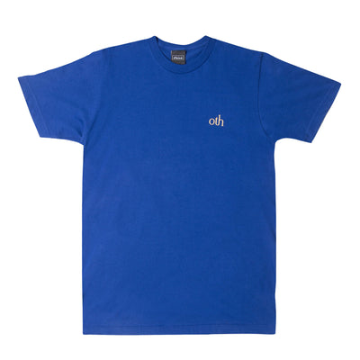 Summer Is Around Tee Blue - men's
